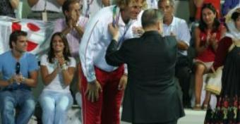 Oto Mateusz... - brązowy medalista igrzysk olimpijskich