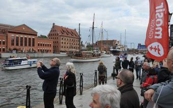 Otwarcie sezonu żeglarskiego w Gdańsku, fot: Ewa Górska