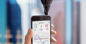 Wiatromierz w smartfonie - Jak to zrobić?