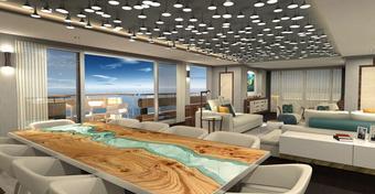 Couach wypuszcza na rynek jacht 3800 LOUNGE