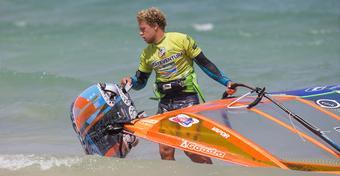 Maciej Rutkowski wystąpi w Windsurfingowym Pucharze Świata w Slalomie